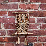 Macramé Owl Wall Hanging Kit
