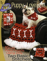 Puppy Love Crochet Accessories