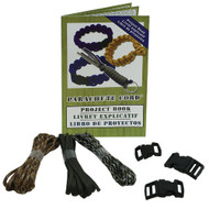 Parachute Cord Survival Pack