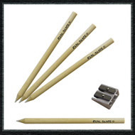 Chalk Pencil and Sharpener Set