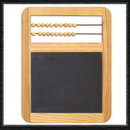 Abacus with Chalkboard