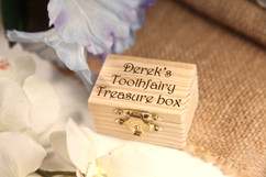 LUX - Personalized Trinket Box - Tooth fairy