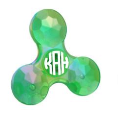 LUX - Kaleidoscope Fidget Spinner - Green