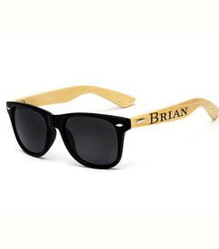 Grpn NL - Engraved Sunglasses - RayBan Name