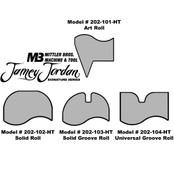 Jamey Jordan Signature Art Roll Kit (High Throat)