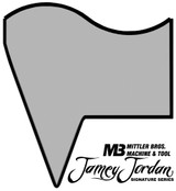 Jamey Jordan Signature Art Pattern Roll (High Throat)