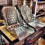 Bomber Seat  #8