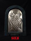Blue Stern Owl
