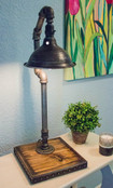 Lamp No Shelf
