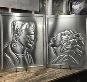 Frankenstein and Bride of Frankenstein
