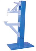 Power Hammer Pedestal