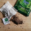 Our tea bags are made from 100% Guava Leaves - fresh natural young guava leaves are picked, washed and dried, then crushed and grinded followed by a roasting process. Each tea bag is sealed in foil to ensure maximum goodness.