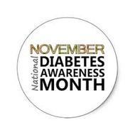 National Diabetes Month 2017 (USA)