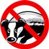 Badger Busters Dachshund Dog T-Shirt