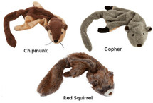 Dachshund Unstuffies Dog Toys