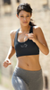 Dachshund Fit & Fab Sports Bra
