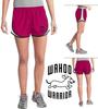 Dachshund Wahoo Warrior Velocity Running Shorts
