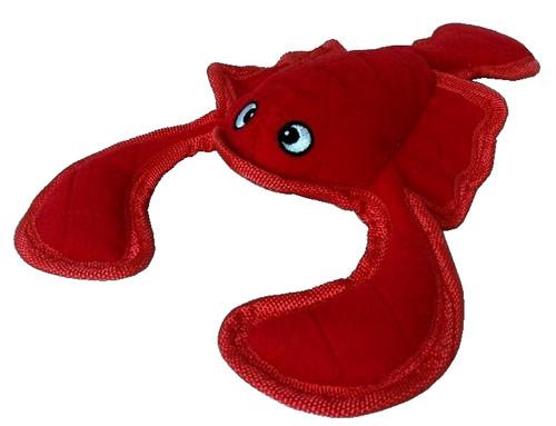 Bite Me Lobster Dog Toy