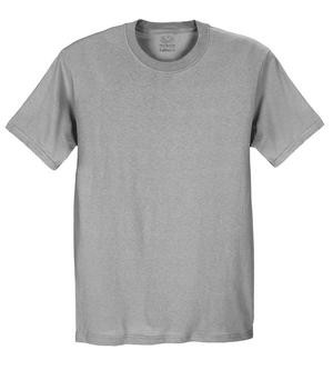 FRUIT OF THE LOOM® LOFTEEZ HD™ T-SHIRT - Athletic Heather*