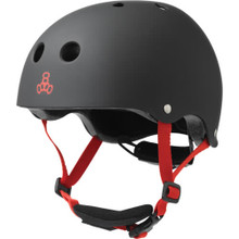 Triple Eight Lil 8 with EPS Liner - Black