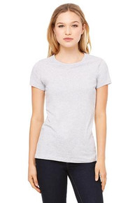 BELLA+CANVAS™ THE FAVOURITE LADIES' TEE - Athletic Heather