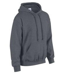 GILDAN® HEAVY BLEND™ HOODED SWEATSHIRT - Dark Heather