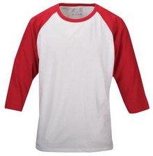 THE AUTHENTIC T-SHIRT COMPANY® BASEBALL TEE
