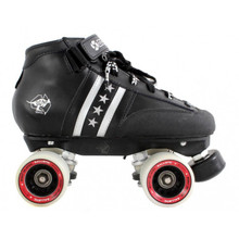 Bont Quadstar Roller Derby Skate - Bont Ballistic 87A wheels