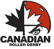 Canadian Roller Derby Logo