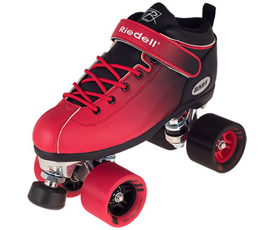 Riedell Dart Ombré Roller Skate