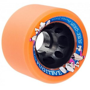 Sure Grip Fugitive Orange Pusher - 62mm x 43 MM - 89A