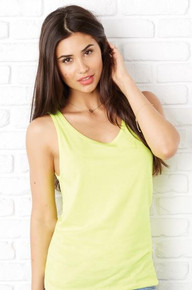 3480 - BELLA+CANVAS® JERSEY TANK