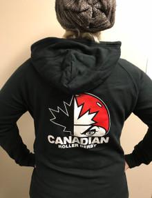 Canadian Roller Derby Hoodie