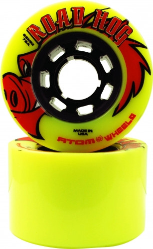 Atom Road Hog Outdoor Wheels - 4 pack