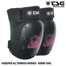 TSG Derby Girl All Terrain Knee Pad