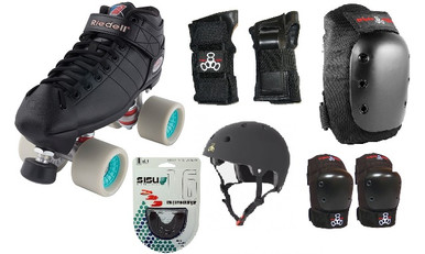 Riedell R3 Roller Derby New Skater Package