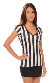 Brightline Women's V-Neck Referee Jersey