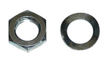 Toe Stop Nut and Washer