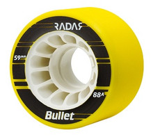 RADAR Bullet Neon Yellow 88A