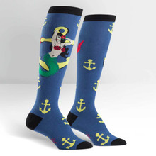 Sock it to me - Women's Knee Socks - Hey Sailor
