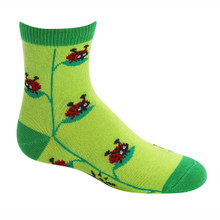 Sock it to me - Youth Crew - Lady Bug