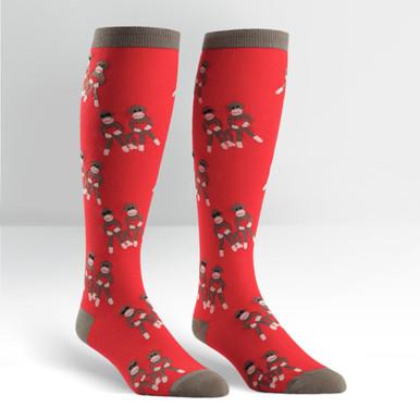 Sock it to me - Youth Knee - Sock Monkey Love