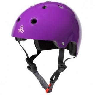 T8 Dual Certified Black helmet