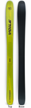 Voile Women's SuperCharger Skis