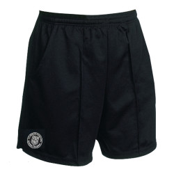 1058CL USSF Black International Shorts
