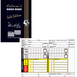 6096R Gold Edition Rite In The Rain Black Book