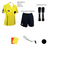 W1817 Women's 7 Piece USSF Starter Kit