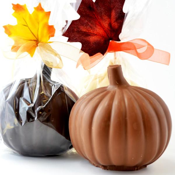 Chocolate Pumpkin