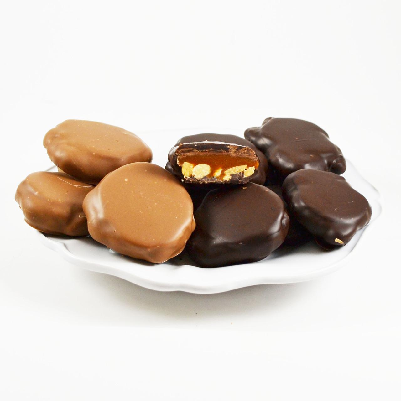 Cashew Turtles - The Chocolatier
