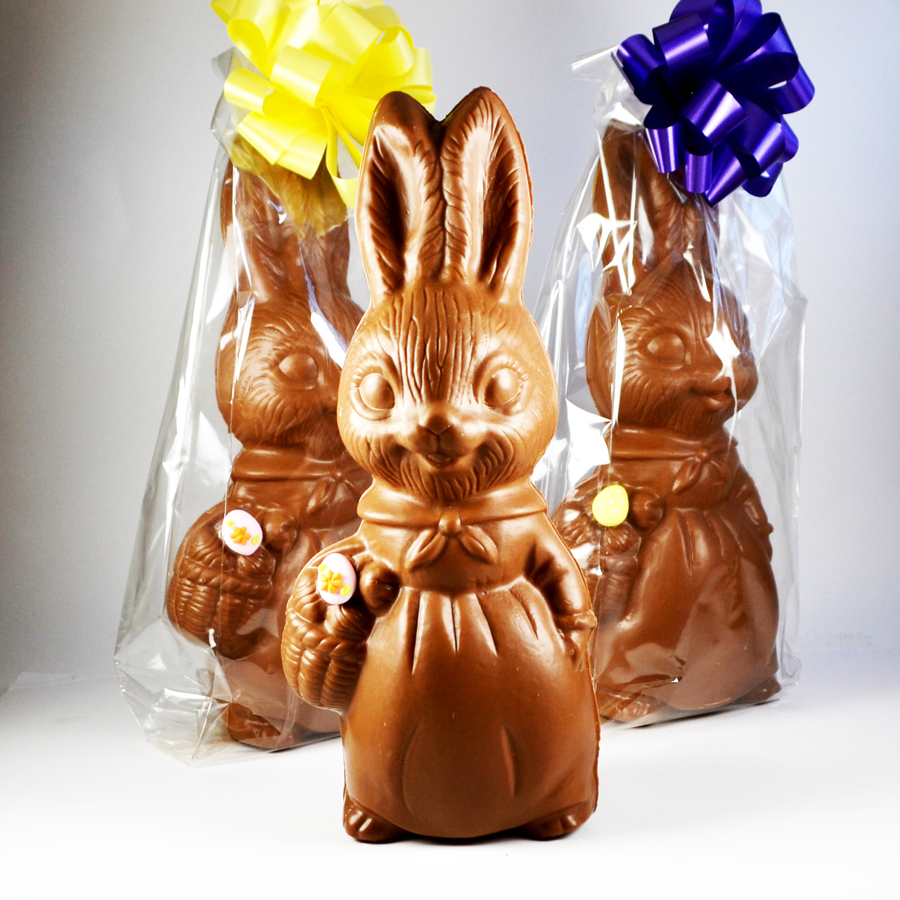 Missy Chocolate Bunny - The Chocolatier
